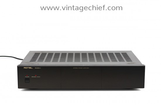 Rotel RB-930AX Power Amplifier