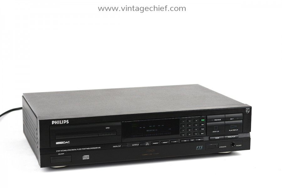 Philips CD620 CD Player
