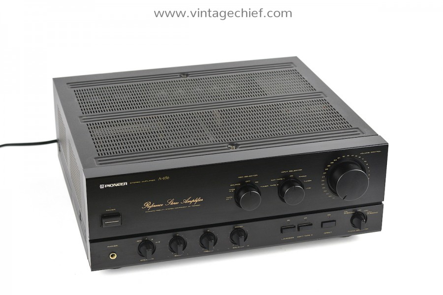 Pioneer A-656 Reference Amplifier