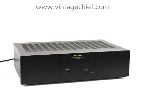Rotel RB-980BX Power Amplifier