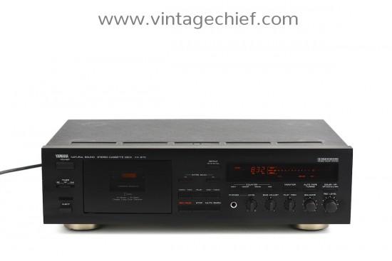 Yamaha KX-670 Cassette Deck