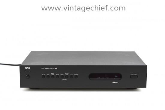 NAD C440 FM / AM Tuner