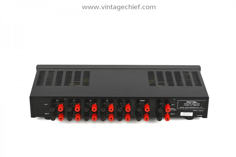 Rotel RSS-900 Speaker Selector