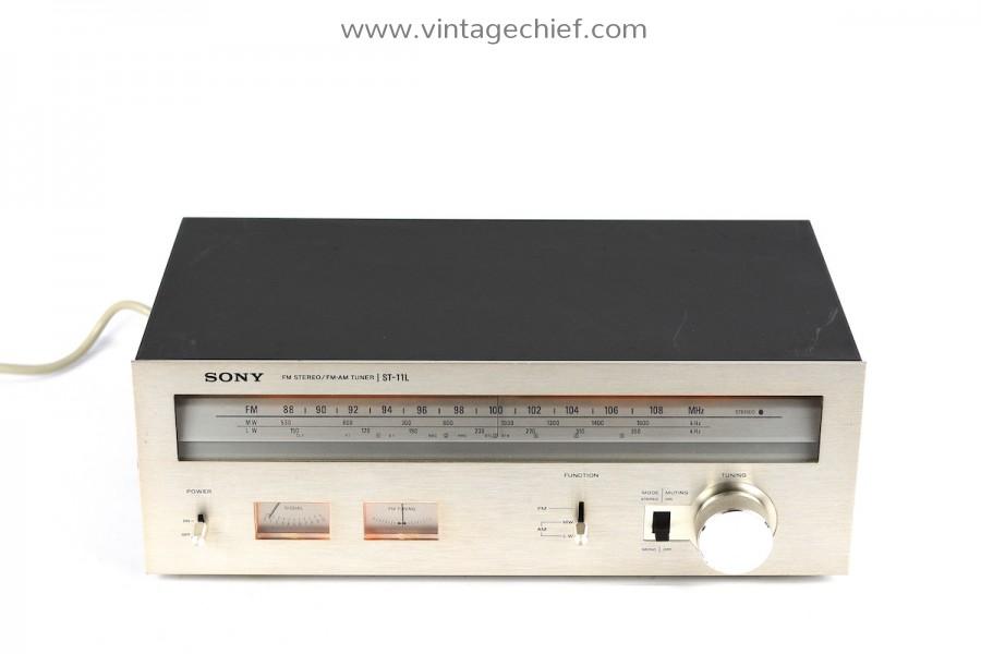 Sony ST-11L FM / AM / LW Tuner