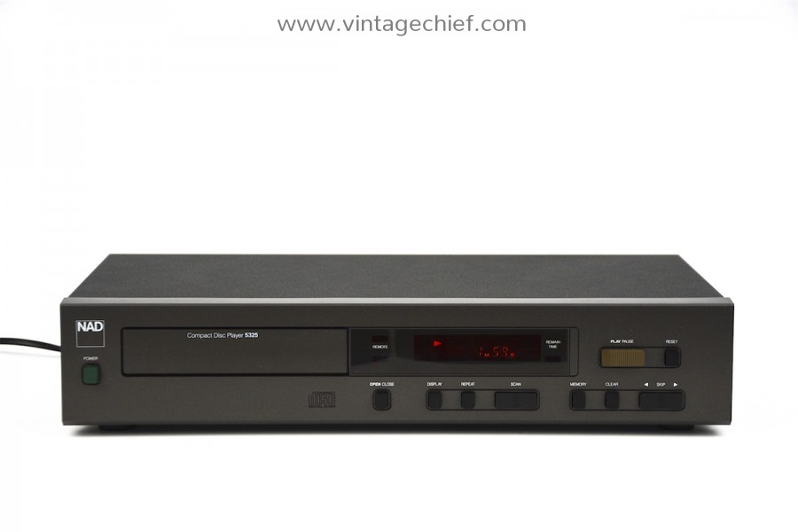 NAD 5325 CD Player