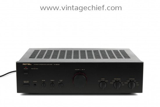 Rotel RA-980BX Amplifier