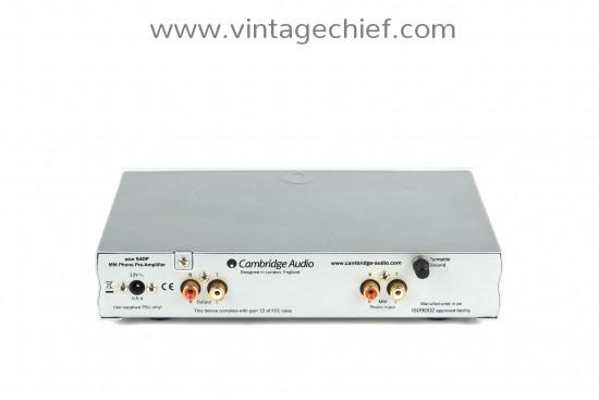 Cambridge Audio Azur 540P MM Phono Preamplifier