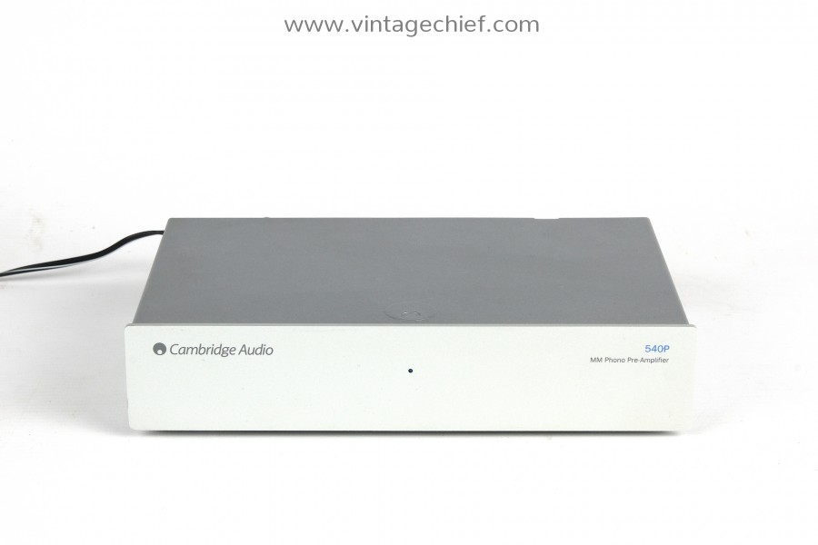 Cambridge Audio Azur 540P MM Phono Preamplifier