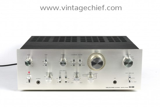 Goldstar GSA-8600 Amplifier