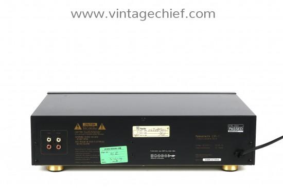 Nakamichi CR-1 Cassette Deck