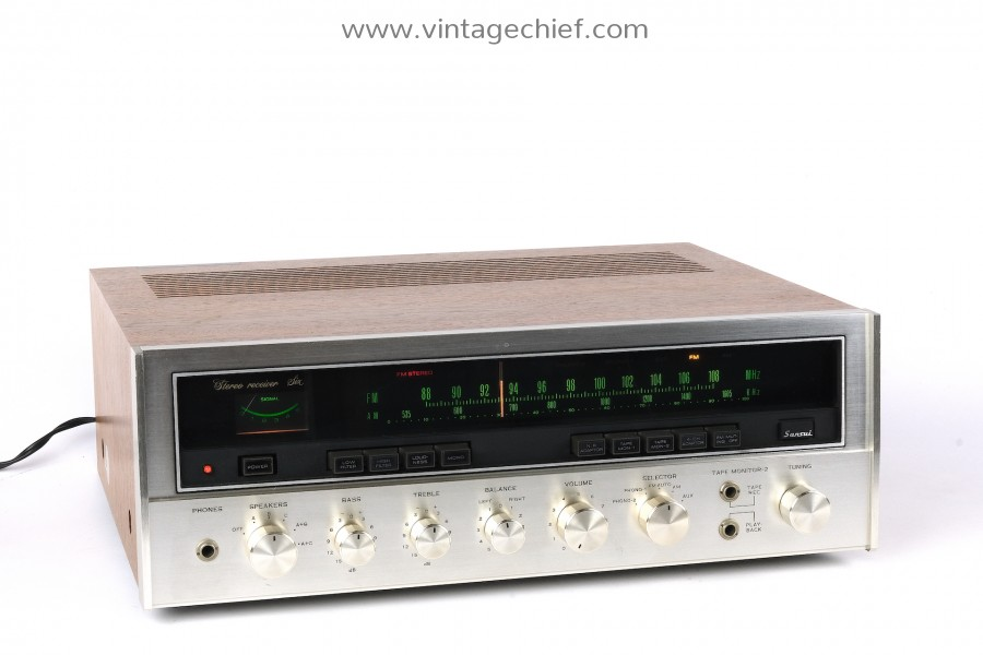 Sansui Six Receiver