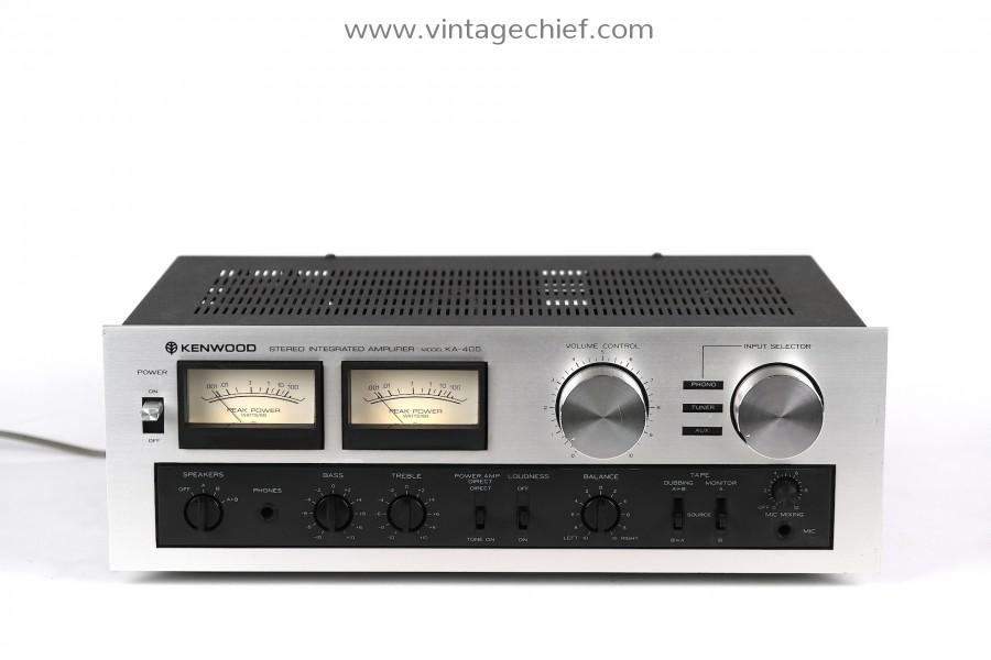 Kenwood KA-405 Amplifier
