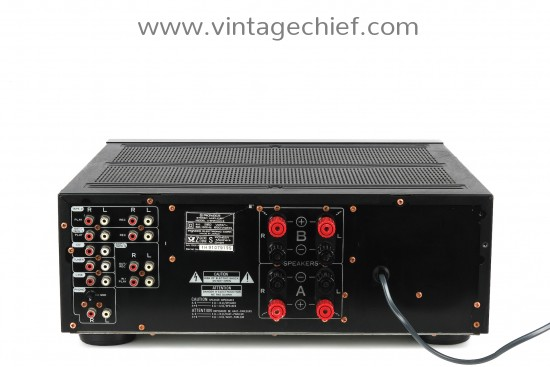 Pioneer A-616 Mark II Reference Amplifier