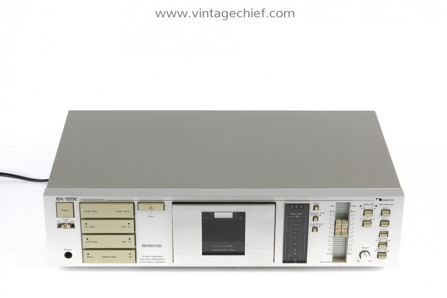 Nakamichi BX-125E Cassette Deck