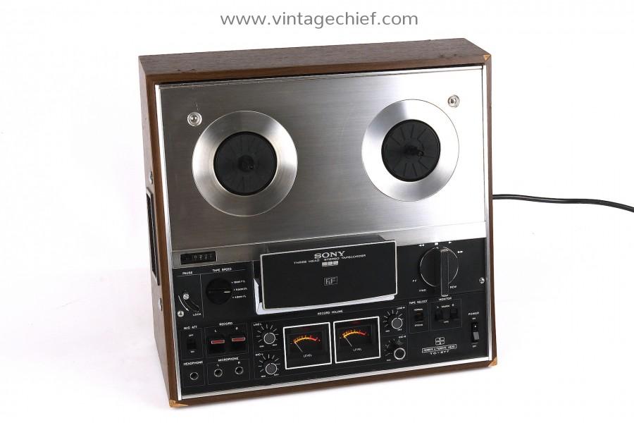 Sony TC-377 Tape Recorder