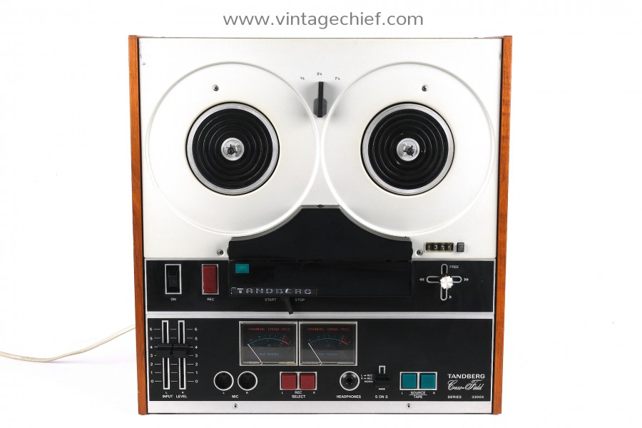 Tandberg 3300X Tape Recorder