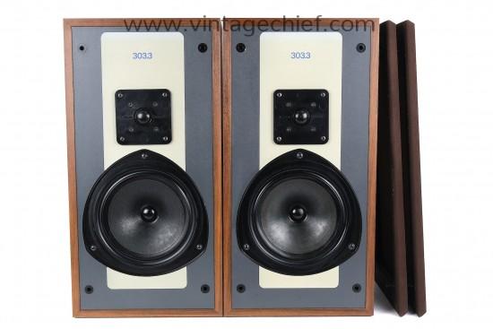 KEF 303.3 Speakers