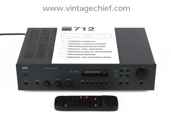 NAD 712 Receiver