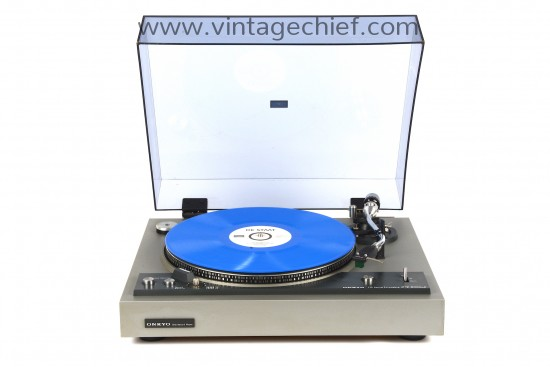 Onkyo CP-5000A Turntable