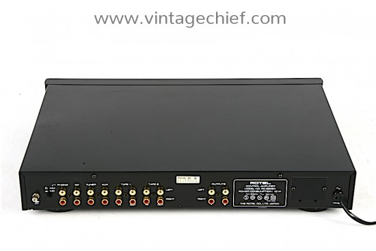 Rotel RC-980BX Preamplifier