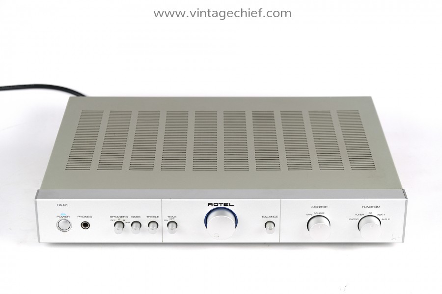 Rotel RA-01 Amplifier