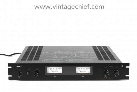Philips 22AH370 Power Amplifier