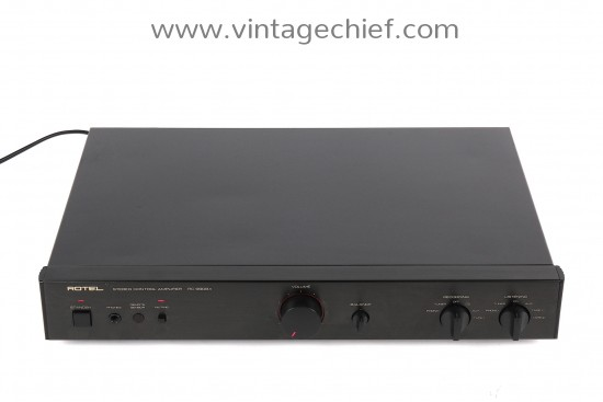 Rotel RC-990BX Preamplifier