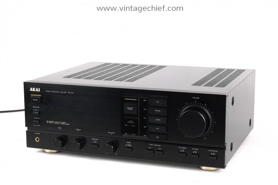 Akai AM-52 Amplifier