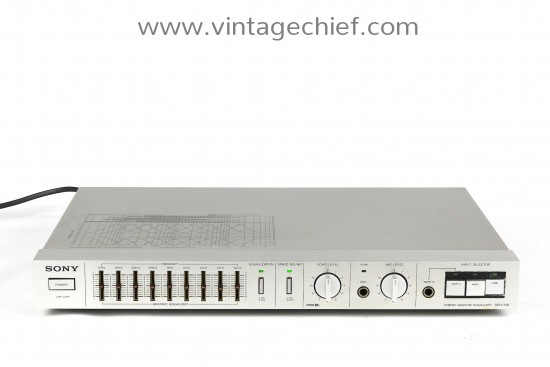 Sony SEH-310 Equalizer