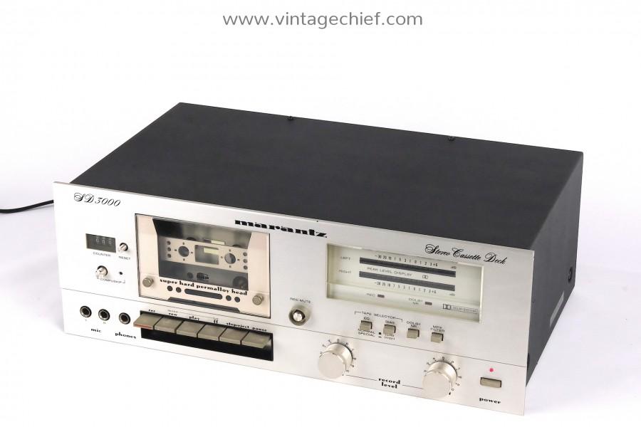 Marantz SD 3000 Cassette Deck