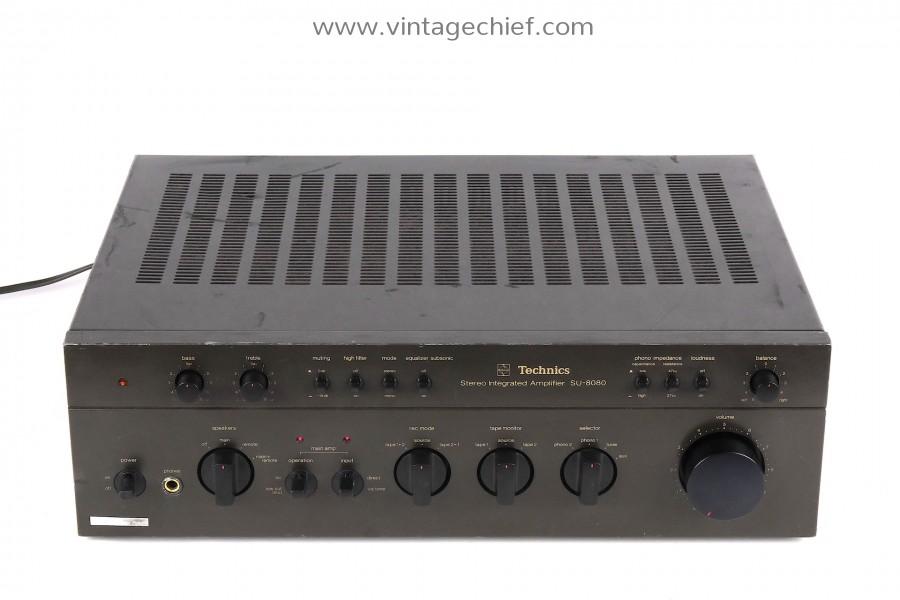 Technics SU-8080 Amplifier