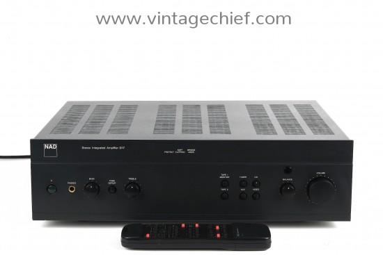 NAD 317 Amplifier