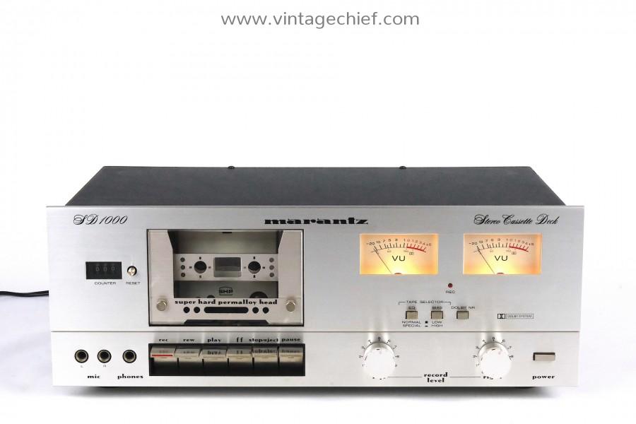 Marantz SD 1000 Cassette Deck