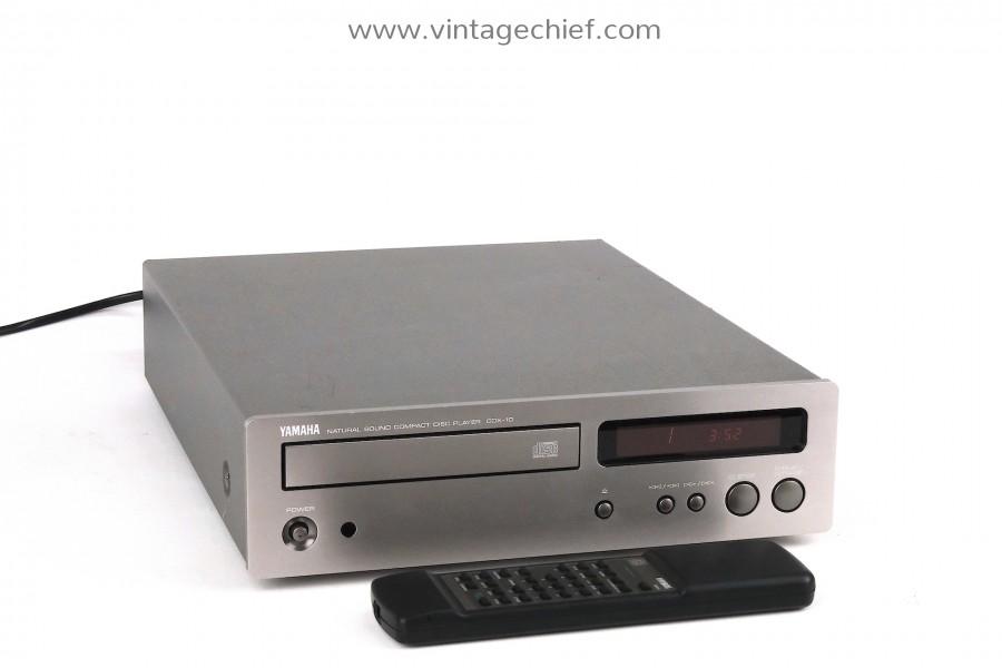 Yamaha CDX-10 CD Player