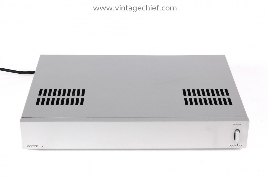 Audiolab 8000P (MKII) Power Amplifier