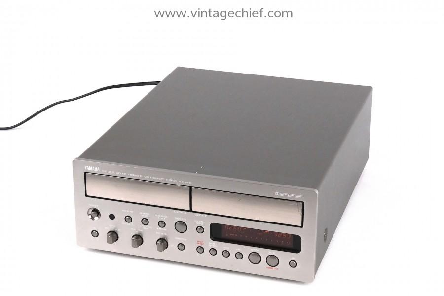 Yamaha KX-W10 Cassette Deck