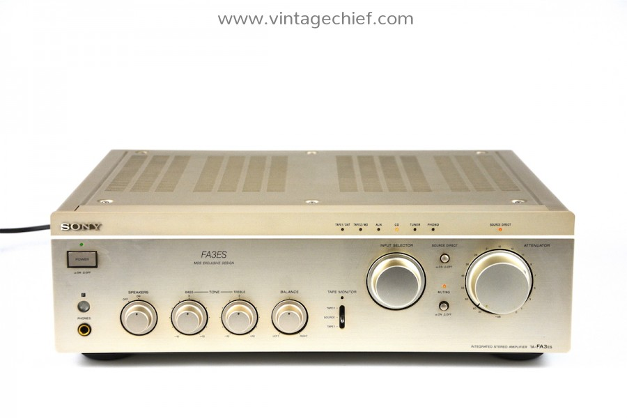 Sony TA-FA3ES Amplifier