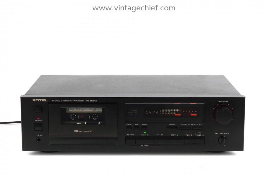 Rotel RD-955AX Cassette Deck