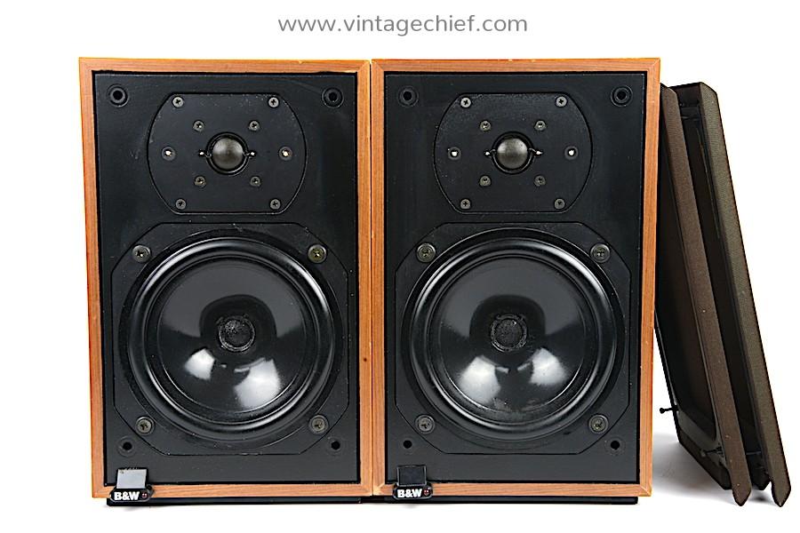 Bowers & Wilkins DM12 speakers