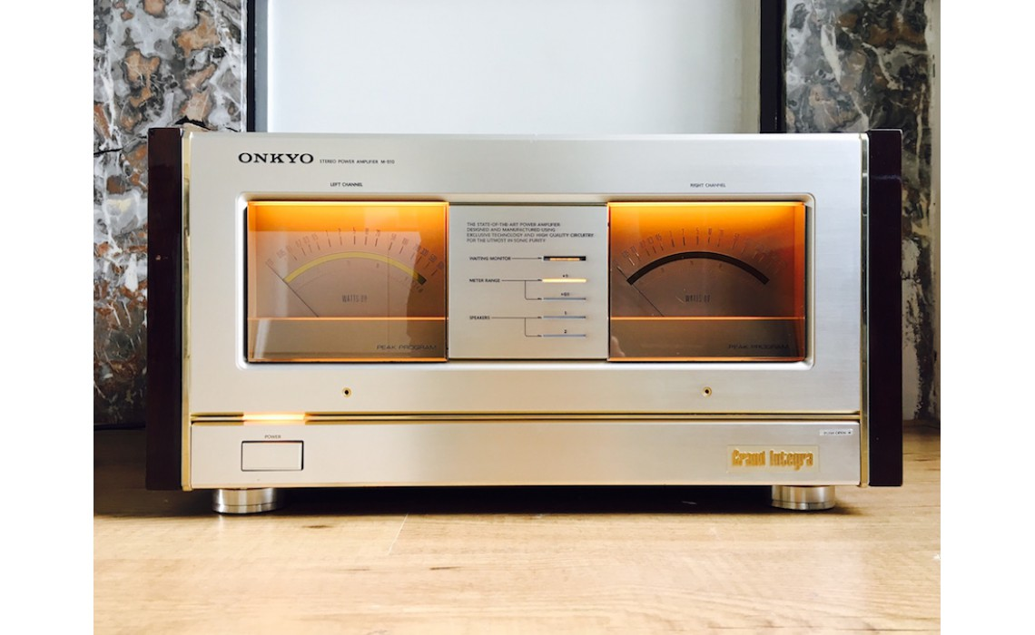 Onkyo M-510 Grand Integra Power Amplifier